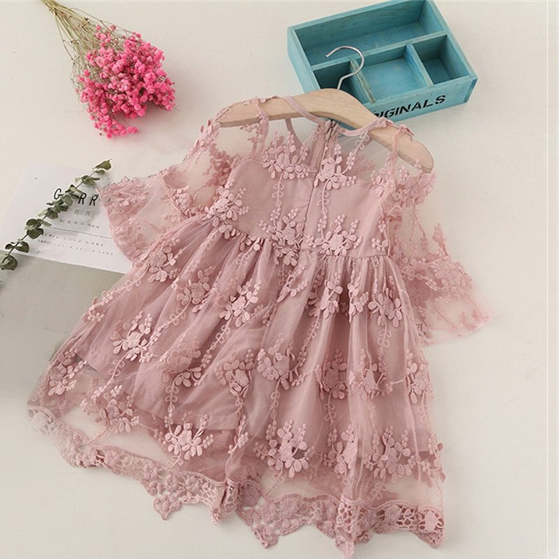Kids dresses for Girls Christmas Clothes